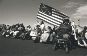 Campagna per i diritti civili dei disabili
