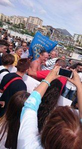 26 settembre 2015 -Torre Annunziata, Marina del Sole. Rotary Club di Orvieto