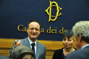 14 gennaio 2016 - Roma, Camera dei Deputati - Arrivederci a Miami