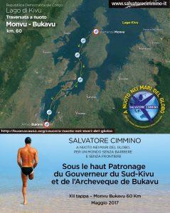 XII Tappa Repubblica Democratica del Congo Sud-Kivu Monvu, (Isola di Idjwi) Bukavu